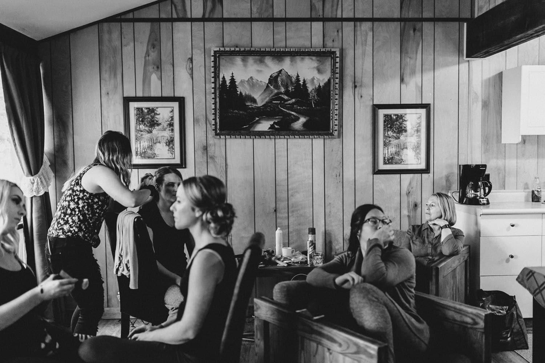 bridal prep - ottawa wedding photographer - carley teresa photography