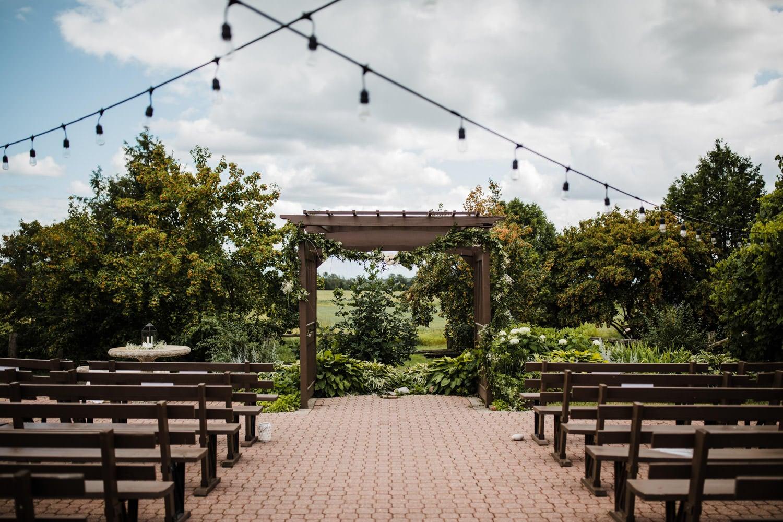 the lodge - summer strathmere wedding