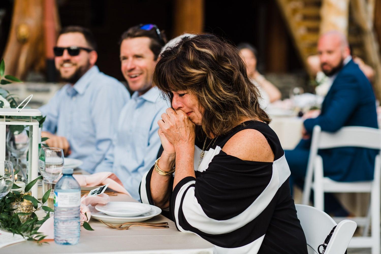 groom's mother cries at surprise wedding - ottawa surprise wedding