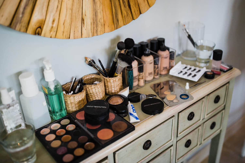 makeup at strathmere retreat