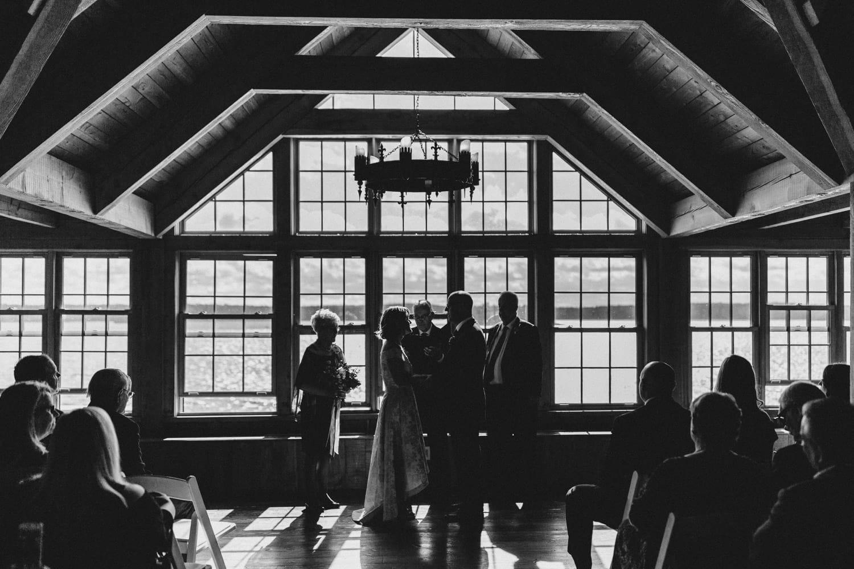 The Ivy Lea Club - Thousand Islands Wedding